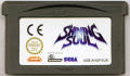 Shining Soul Game Boy Advance Media