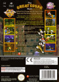 Animaniacs: The Great Edgar Hunt GameCube Back Cover