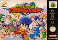 Goemon's Great Adventure Nintendo 64 Front Cover