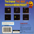 Pac-Man Neo Geo Pocket Color Back Cover