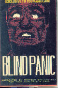 Blind Panic ZX Spectrum Front Cover