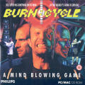 Burn:Cycle Windows 3.x Other Jewel Case - Front