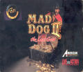 Mad Dog II: The Lost Gold DOS Other Carbon Case - Front