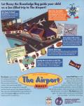 Let's Explore The Airport Windows Back Cover