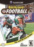 Backyard Football GameCube Front Cover
