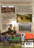 Age of Empires III Windows Back Cover