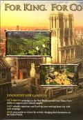 Age of Empires III Windows Inside Cover Left Flap