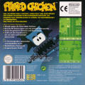 Alfred Chicken Game Boy Back Cover