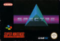 Spectre SNES Front Cover