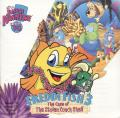 Freddi Fish 3: The Case of the Stolen Conch Shell Macintosh Front Cover