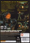 Quake 4 Xbox 360 Back Cover