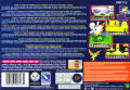 Lemmings 2: The Tribes SNES Back Cover