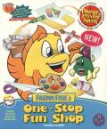 Freddi Fish's One-Stop Fun Shop Macintosh Front Cover