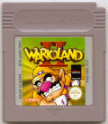 Wario Land II Game Boy Media