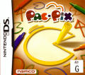 Pac-Pix Nintendo DS Front Cover