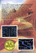 Bounty Bob Strikes Back! ZX Spectrum Back Cover