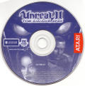 Unreal II: The Awakening Windows Media Install Disc