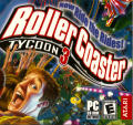 RollerCoaster Tycoon 3 Windows Other CD Folder - Front