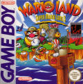 Wario Land: Super Mario Land 3 Game Boy Front Cover