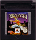 Prince of Persia Game Boy Color Media