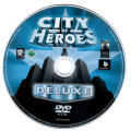 City of Heroes (Deluxe Edition) Windows Media Additional DVD with client and a 10-day trial account