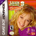 Lizzie McGuire 3: Homecoming Havoc Game Boy Advance Front Cover