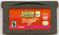 Lizzie McGuire 3: Homecoming Havoc Game Boy Advance Media