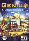 Geniu$: The Tech Tycoon Game Windows Front Cover