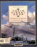 Their Finest Hour: The Battle of Britain Amiga Front Cover