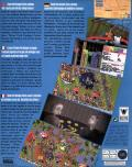Theme Park Amiga Back Cover