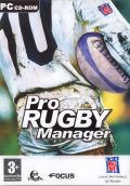 Pro Rugby Manager Windows Front Cover