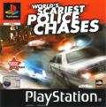 World's Scariest Police Chases PlayStation Front Cover