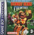Donkey Kong Country Game Boy Advance Front Cover