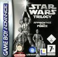 Star Wars Trilogy: Apprentice of the Force Game Boy Advance Front Cover