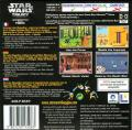 Star Wars Trilogy: Apprentice of the Force Game Boy Advance Back Cover