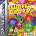 Super Bust-A-Move Game Boy Advance Front Cover