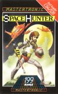 Space Hunter Commodore 64 Front Cover