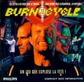 Burn:Cycle CD-i Front Cover