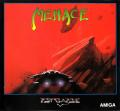 Menace Amiga Front Cover