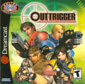 Outtrigger Dreamcast Front Cover
