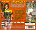 Outtrigger Dreamcast Back Cover