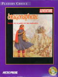 Dragonsphere DOS Front Cover