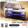 Colin McRae Rally 2005 Windows Other Jewel Case - Front Cover