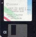 Quest for Glory I: So You Want To Be A Hero DOS Media Disk 1/5