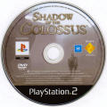 Shadow of the Colossus PlayStation 2 Media