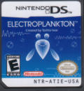 Electroplankton Nintendo DS Media