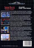 Shadow Dancer: The Secret of Shinobi Genesis Back Cover