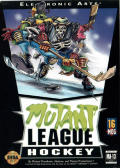 Mutant League Hockey Genesis Front Cover