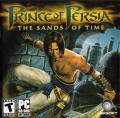 Prince of Persia: The Sands of Time Windows Other Jewel Case - Front