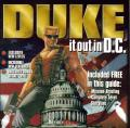 Duke it out in D.C. DOS Other Jewel Case - Front